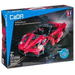 Радиоуправляемый конструктор CaDA TECHNIC спортивные машины.