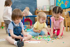 Частный детский сад с программой всестороннего развития