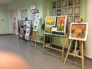 Проведение выставок детских художественных работ в Вологде