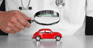 Экспертиза повреждений автомобиля в Вологде