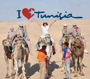 Тунис- бывшая колония Франции. Стоит посетить- чтобы влюбиться в эту страно раз и навсегда.