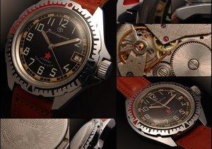 Купите легендарные командирские часы!