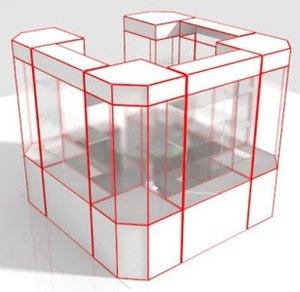 Нужна торговая мебель в Кемерово? Каталог оборудования для магазинов и аптек здесь