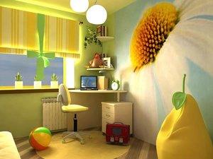 Потолочные светильники: оптимальный свет в детской комнате