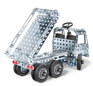 Металлические конструкторы для школы предлагает магазин игрушек в Череповце