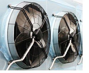 Продажа и монтаж промышленной вентиляции