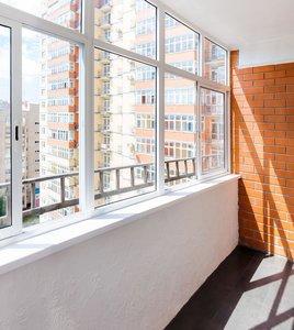 Остекление балкона окнами ПВХ в Вологде