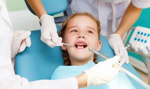 Записаться на прием к детскому зубному врачу