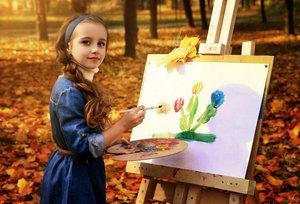 Курсы рисования для детей в Вологде