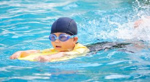 Обучение плаванию с нуля в Вологде
