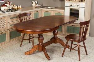 Заказать кухонный стол из массива в Вологде