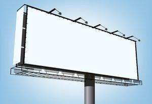Заказать конструкции для размещения наружной рекламы в Вологде