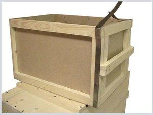 Деревянные ящики из ДВП от производителя