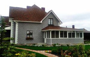 Дом из теплоблоков в Череповце