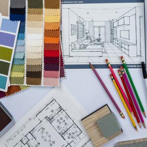 Программа профпереподготовки на Дизайн интерьера