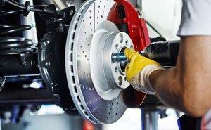 Ремонт и обслуживание тормозной системы автомобилей Хонда