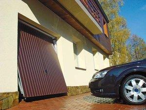 Подъемные гаражные ворота в Котласе