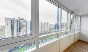 Преимущества тёплого остекления балкона перед холодным (алюминиевым)