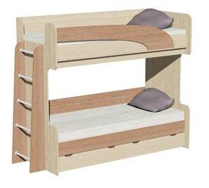 Заказать изготовление двухъярусной кровати в Орске