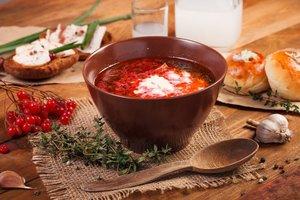 Ресторан украинской кухни в Вологде