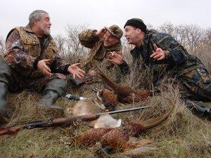 Охотничий магазин