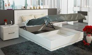 Кровати с подъемным механизмом в наличии