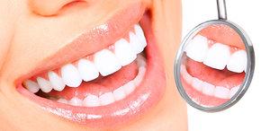 Безопасная чистка зубов