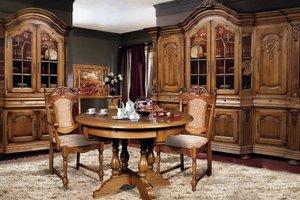 Производство мебели из массива на заказ в Вологде
