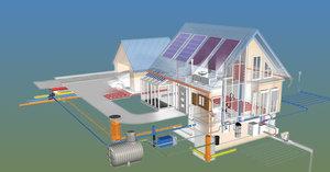 Выполняем проекты систем отопления, водоснабжения и канализации коттеджей!