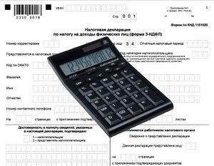 Инструкция: как подать налоговую декларацию 3-НДФЛ