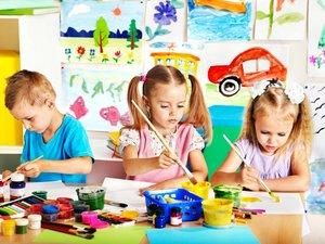 Школа рисования для детей приглашает на занятия!