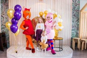 Где отметить детский день рождения в Вологде?