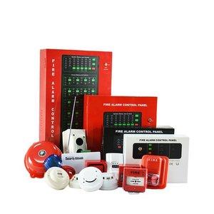 Состав комплекса пожарно-охранной сигнализации