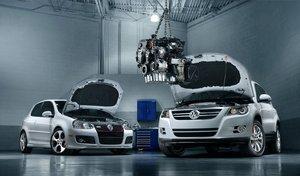 Техническое обслуживание, ремонт и диагностика Volkswagen в Вологде