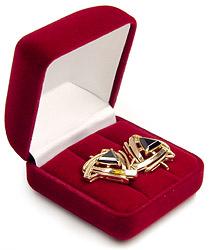 Заказать оригинальный подарок из золота в Череповце