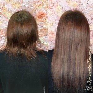 """Наращивание волос в студии красоты """"BEAUTY ROOM"""""""