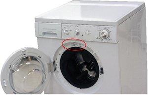 Как узнать модель стиральной машины