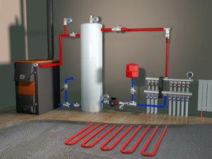 Услуги расчета систем отопления в Вологде