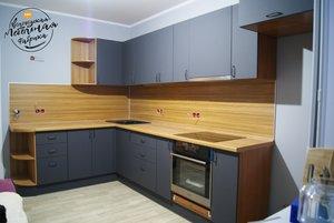 Кухня Jazz - от проекта до воплощения!