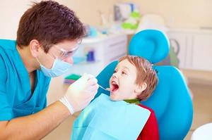 Платная детская стоматология в Вологде