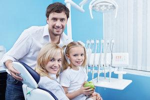 Сайт семейной стоматологии Династия в Череповце