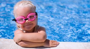 Плавание для детей - польза для здоровья!