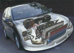Ремонт электрических систем кондиционирования автомобиля