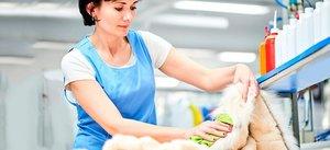 Профессиональная химчистка всех видов одежды