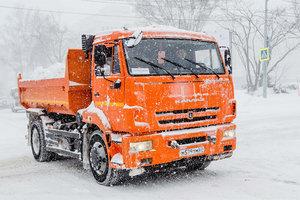 Вывоз снега в любых объемах в Вологде