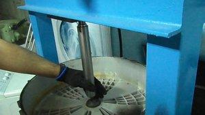 Замена подшипников барабана в стиральной машине