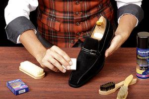 Защита обуви от реагентов