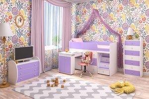 Заказать изготовление детской мебели в Вологде