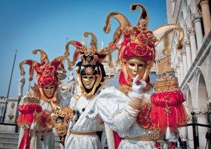 Туры на карнавалы в Европе от 42 500 руб! Туроператор Меридиан, 219-08-18