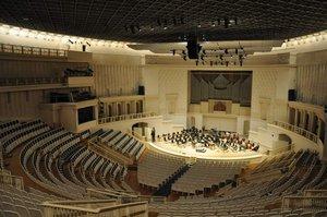 Ансамбль КАЛИНКА готовится к концерту в Москве в концертном зале имени Чайковского